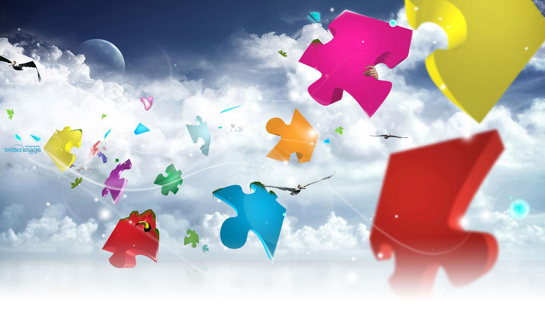 Puzzelen met foto's